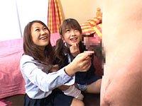 真性レズカップルが素人のM男さんを募集して弄ぶビデオ 金城美麗 椎名愛美