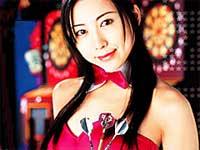 ダーツバーのきれいなお姉さんがしてあげる 姫咲しゅりのキャプチャ画像