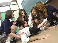 フリーダム学園 校内集団暴行 3のキャプチャ画像