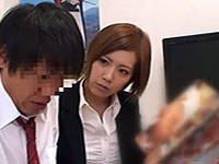 キュートな家庭教師のお姉さんに童貞を奪われた! 吉咲あんり