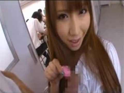 佐山愛 廊下で誘ってくる爆乳女教師とこっそりSEX
