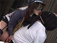 伝説の手コキ復活っ、今度は女軍人の捕虜拷問で男の潮吹き! アーミー山本こと星野あかりの言葉責め手コキ拷問!