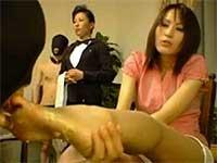 家族ぐるみで痴女。天才痴女、桜井真央とその一家がM男奴隷飼育!