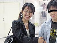 メガネ巨乳、ミネ編集長は川村智花でした。