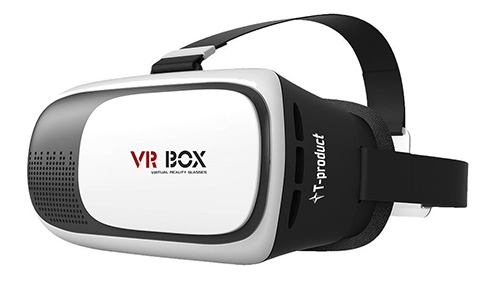 T-product(ティープロダクト) VR BOX 3D VRメガネ ゴーグル